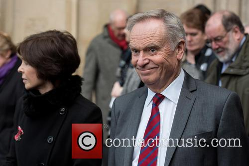 Jeffrey Archer and Mary Archer 8