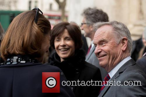 Jeffrey Archer and Mary Archer 1