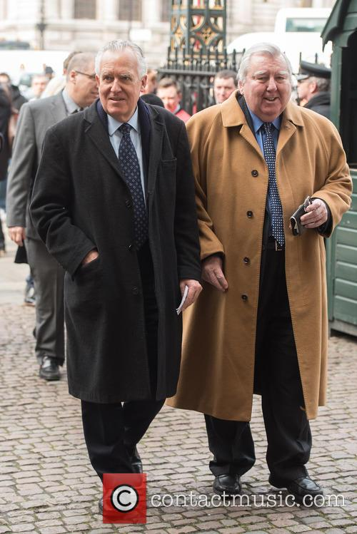 Peter Hain and Richard Attenborough