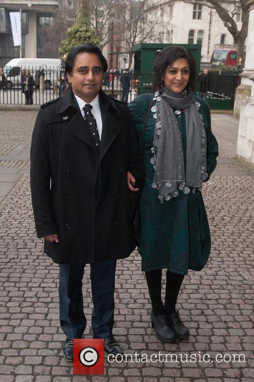 Sanjeev Bhaskar and Meera Syal 3