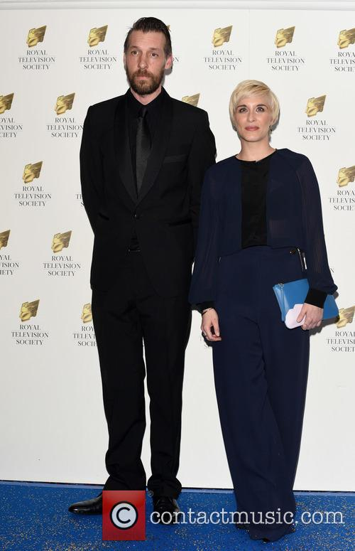 Craig Parkinson and Vicky Mcclure 1