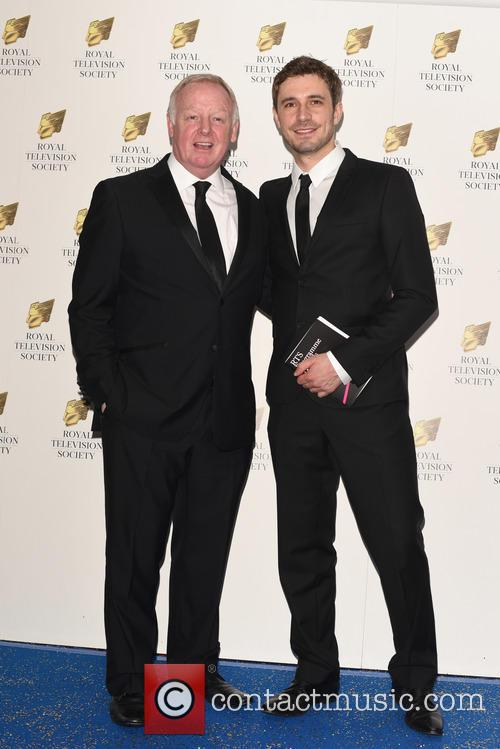 Les Dennis and  oliver Farnworth 1