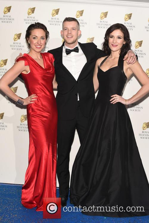 Sarah Solemani, Russell Tovey and Guest 3