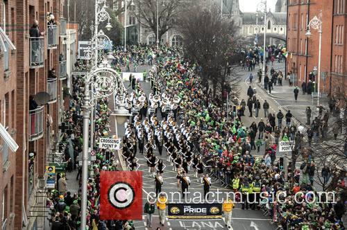 St Patrick's Day Parade Dublin 2015 3