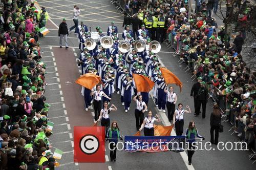 St Patrick's Day Parade Dublin 2015 4