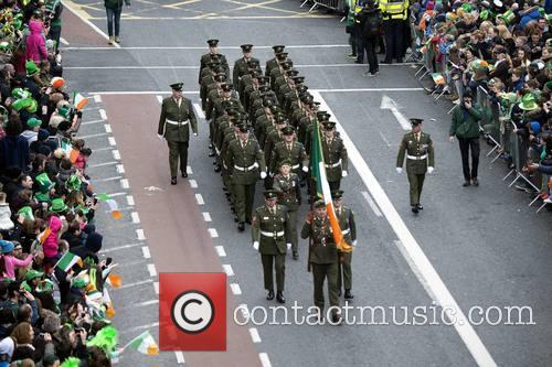 St Patrick's Day Parade Dublin 2015 6
