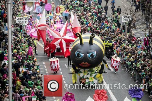 St Patrick's Day Parade Dublin 2015 7