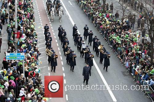St Patrick's Day Parade Dublin 2015 8