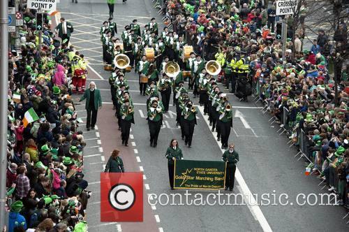 St Patrick's Day Parade Dublin 2015 9