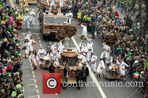 St Patrick's Day Parade Dublin 2015 10