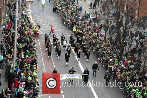 St Patrick's Day Parade Dublin 2015 11