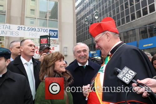 Nypd Police Commissioner Bill Bratton, Rikki Klieman and Cardinal Timothy Dolan 8