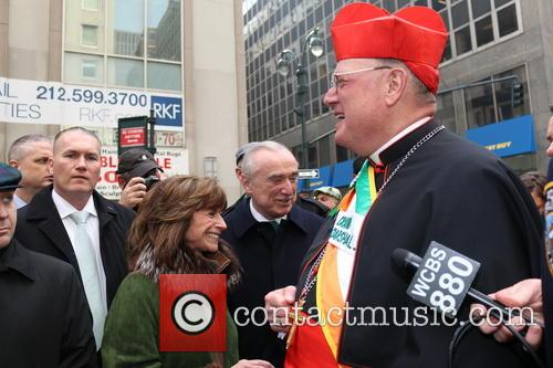 Nypd Police Commissioner Bill Bratton, Rikki Klieman and Cardinal Timothy Dolan 9