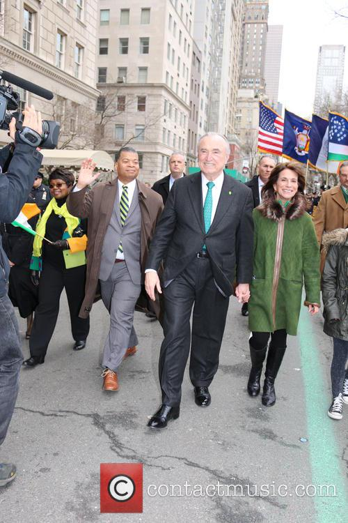 Nypd Police Commissioner Bill Bratton and Rikki Klieman 3