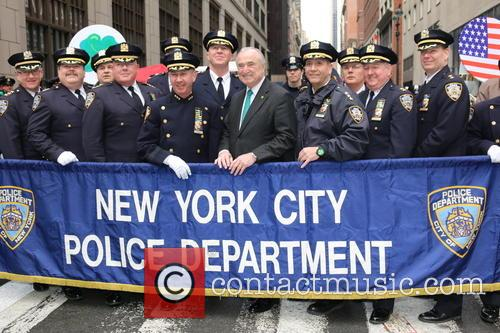 Nypd Police Commissioner Bill Bratton and Rikki Klieman 6