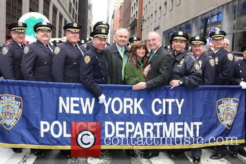 Nypd Police Commissioner Bill Bratton and Rikki Klieman 1