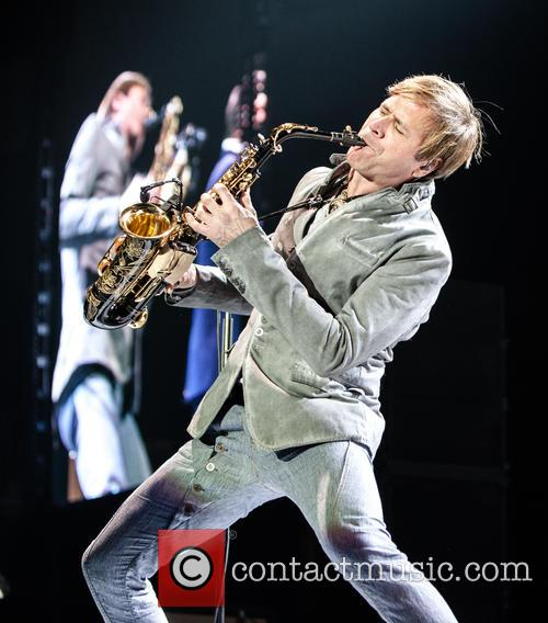Steve Norman and Spandau Ballet 3
