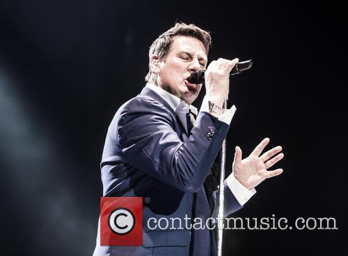 Tony Hadley and Spandau Ballet 4