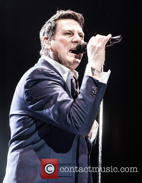 Tony Hadley and Spandau Ballet 5