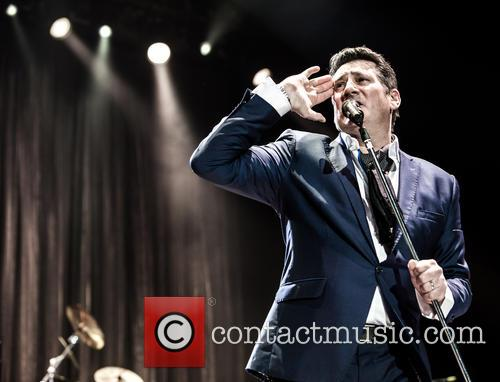 Tony Hadley and Spandau Ballet 1