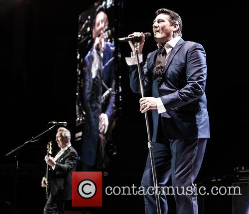 Tony Hadley and Spandau Ballet 8