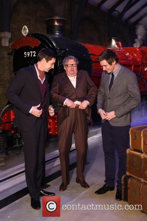 James Phelps, Oliver Phelps and Mark Williams 6