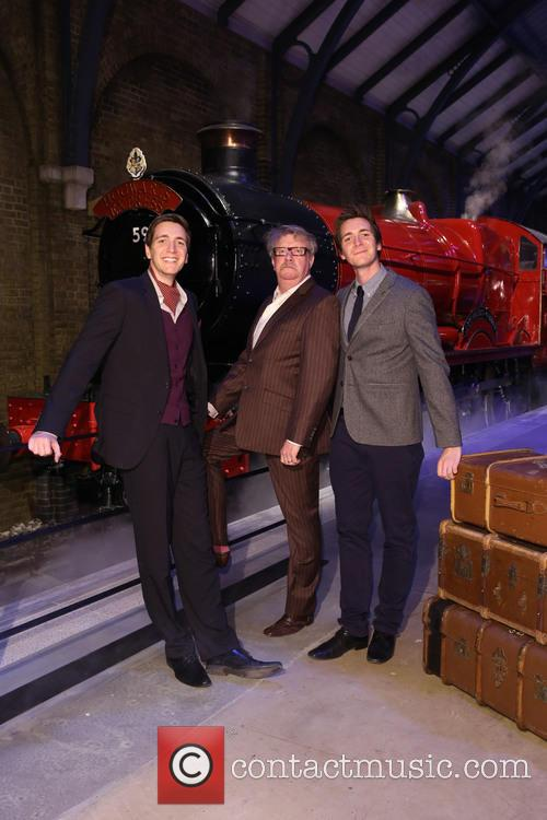 James Phelps, Oliver Phelps and Mark Williams 7