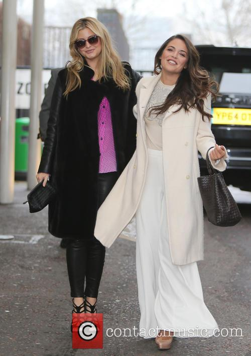 Holly Valance, Holly Candy and Olympia Valance 3