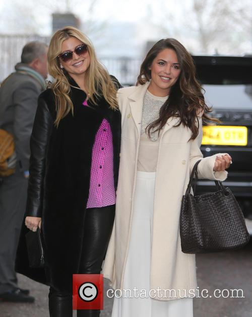 Holly Valance, Holly Candy and Olympia Valance 9