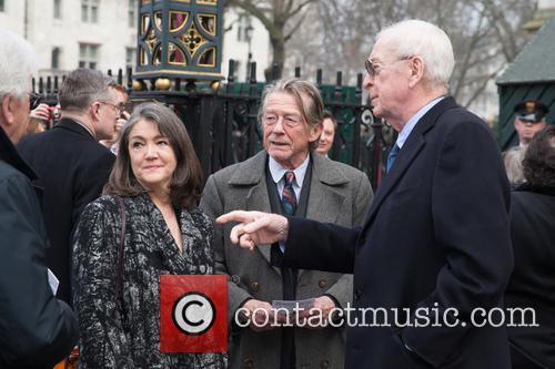 Sir Michael Caine and Sir John Hurt 3