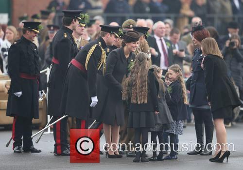 Prince William, Duke Of Cambridge, Catherine and Duchess Of Cambridge 11