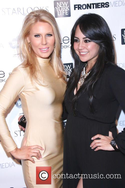 Gretchen Rossi and Veronica Kerzner 2