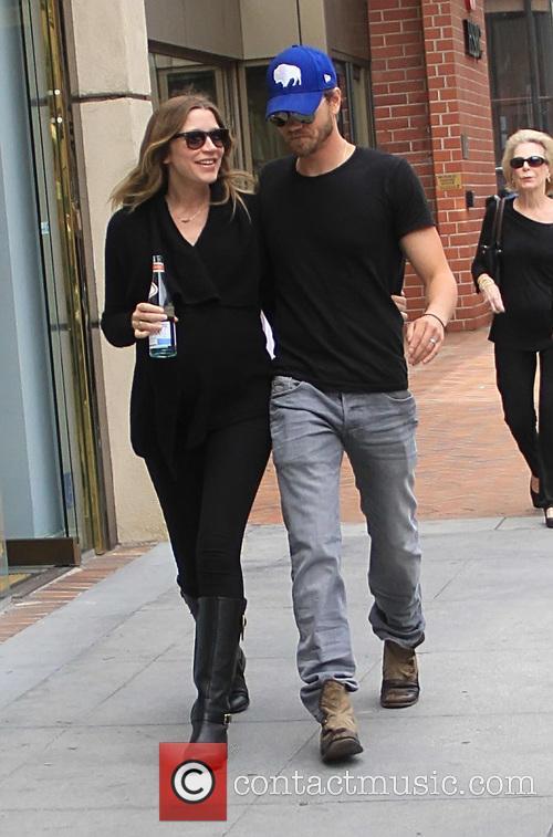 Chad Michael Murray and Sarah Roemer 4