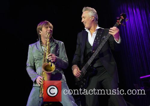Steve Norman and Martin Kemp 2