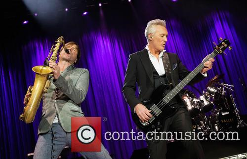 Steve Norman and Martin Kemp 1