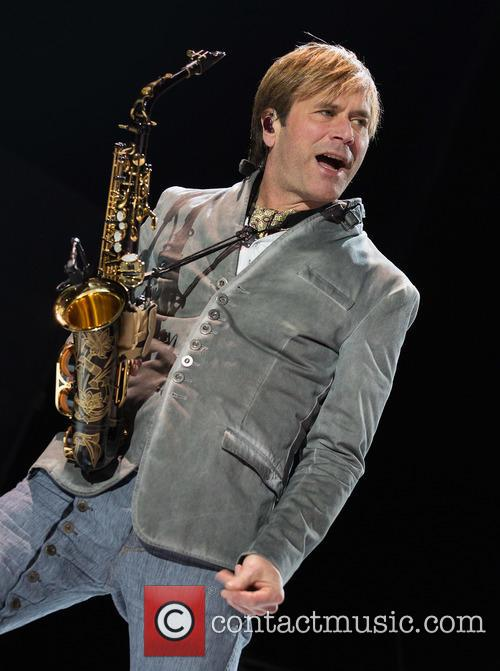 Spandau Ballet and Steve Norman 2