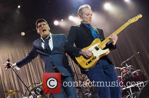 Tony Hadley and Gary Kemp 7