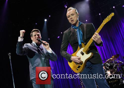 Tony Hadley and Gary Kemp 11