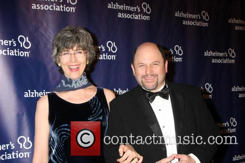 Daena E. Title and Jason Alexander 1