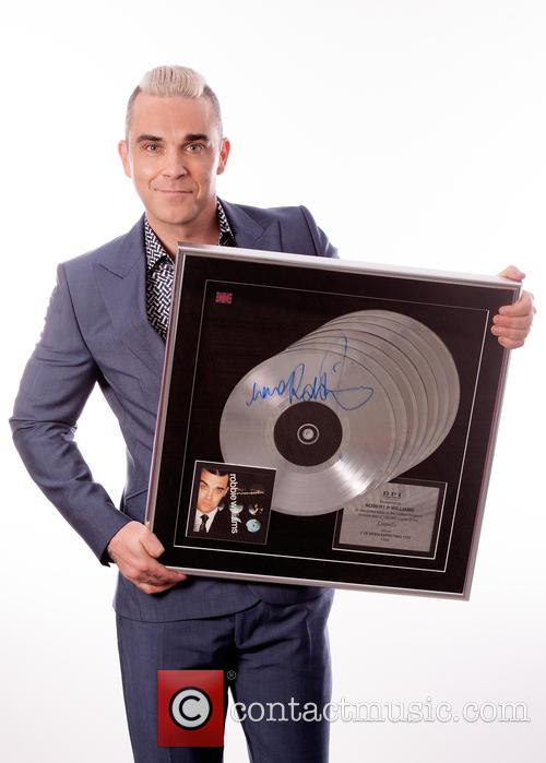 Robbie Williams and Bonhams announce special charity auction