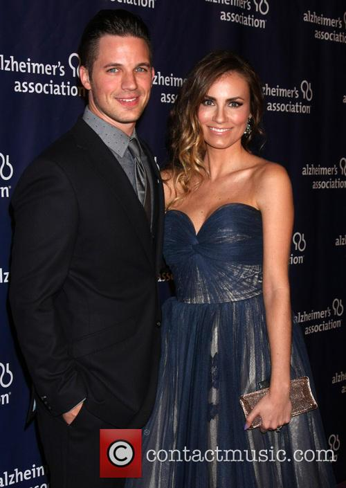 Matt Lanter and Angela Lanter 9