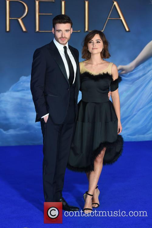 Richard Madden and Jenna Coleman 6