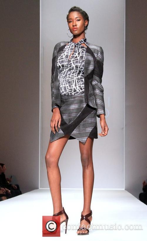 Nikki Lund Style Fashion Week L A Fall Winter 2015 Nikki Lund Runway Photo 4641328