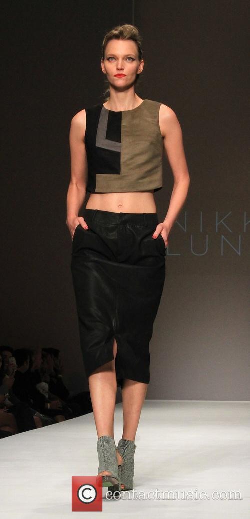 Nikki Lund and Model 8