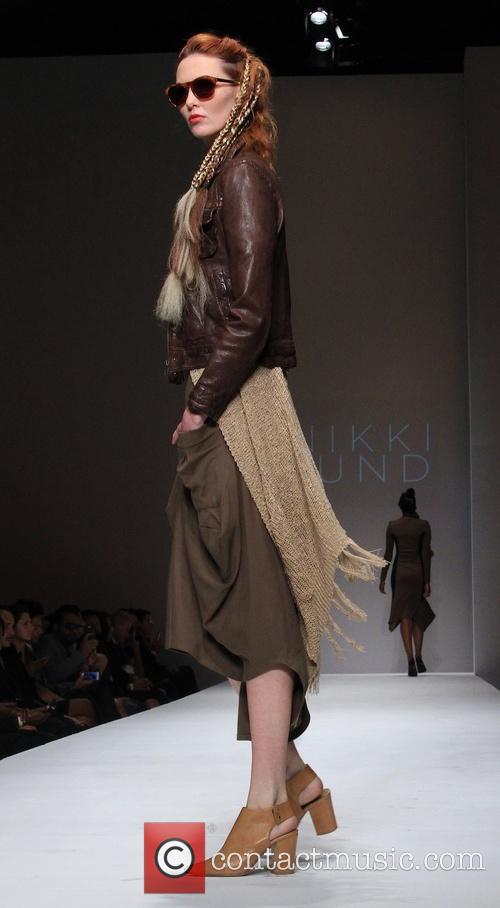 Nikki Lund and Model 10