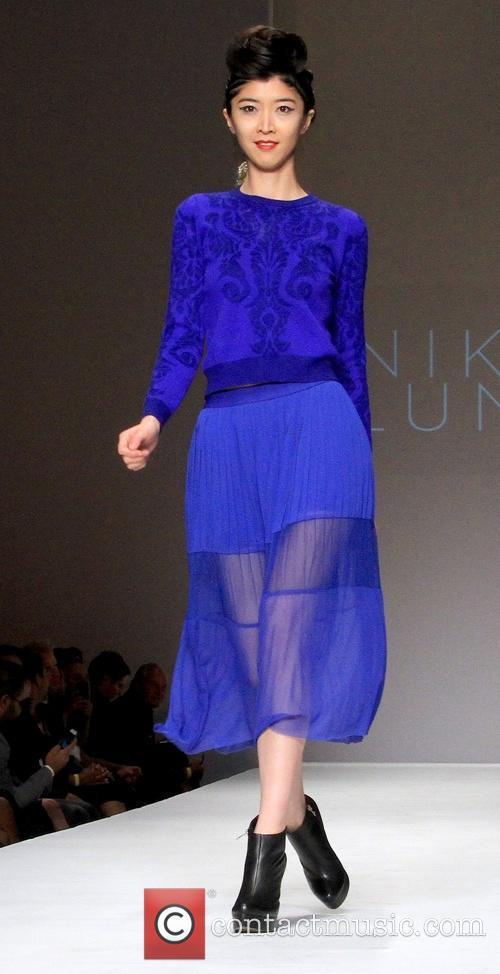 Nikki Lund Style Fashion Week L A Fall Winter 2015 Nikki Lund Runway 26 Pictures