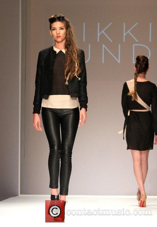 Models Style Fashion Week L A Fall Winter 2015 Nikki