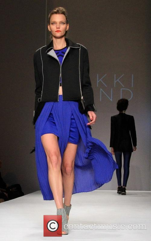 Models Style Fashion Week L A Fall Winter 2015 Nikki Lund Runway 13 Pictures