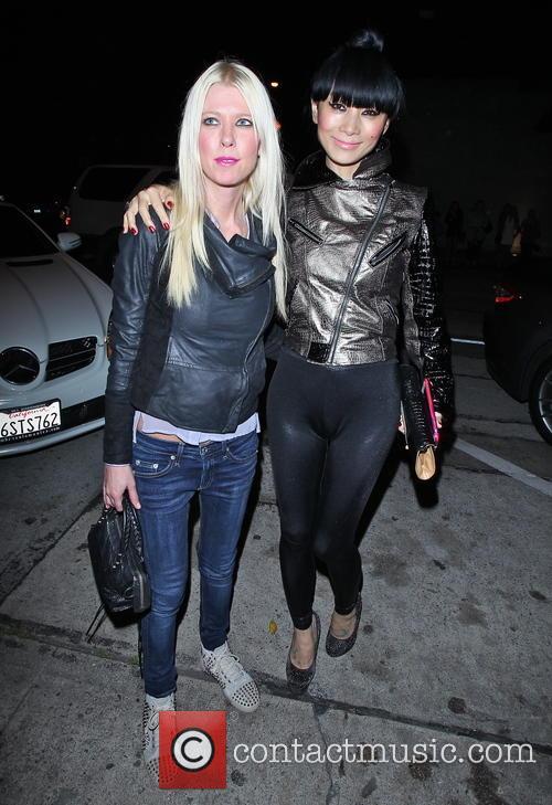 Tara Reid and Bai Ling 11
