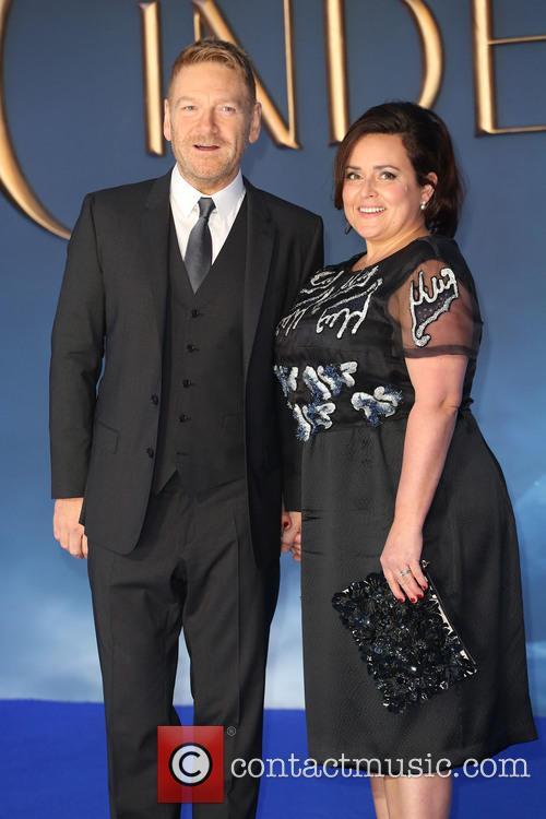 Kenneth Branagh and Lindsay Brunnock 6